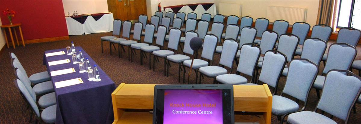Meetings Rooms Mayo Conference Centre Knock House Hotel