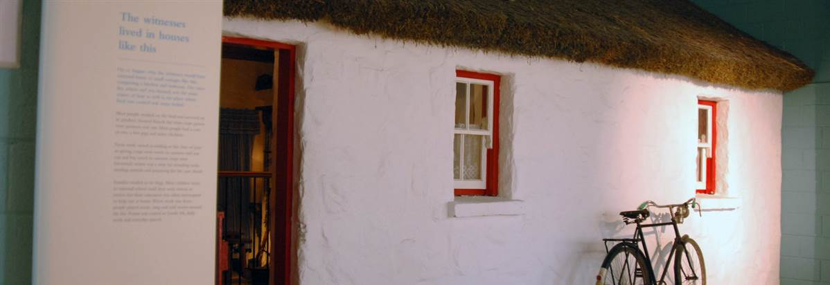 The Thatched House Knock Museum